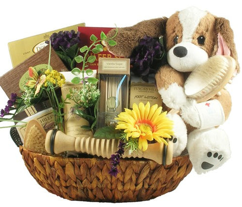Beary Special Wishes – Recuperate Kate, Get Well Gift Basket