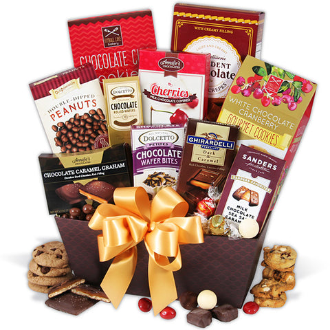 Relax While You Recover, Get Well Gift Basket For Her