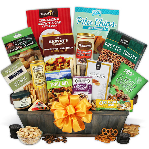 Christmas Gourmet Gift Basket Select