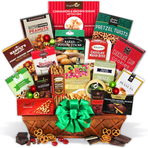 Food Gift Basket Select