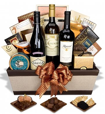 Latest gourmet gift baskets for healthy life