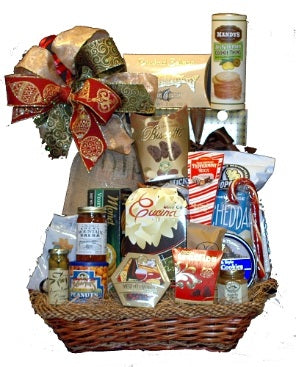 """The Uptown"" Gourmet Gift Basket - Premium"