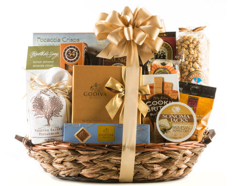 Best of the Best Gourmet Gift Basket