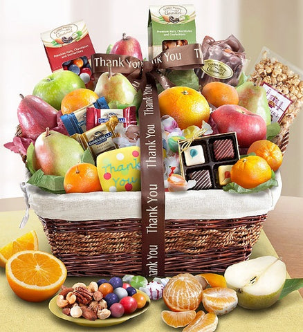 Thanks for Everything You Do Gourmet Gift Basket