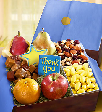 Thank You Tour D'Arles Fruit Gift Basket