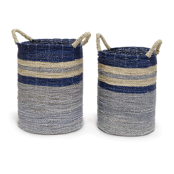 Palecek Bayshore Baskets, Set Of 2