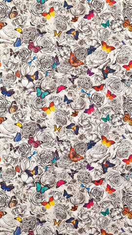 Butterfly Gardens Wallpaper by Osborne and Little