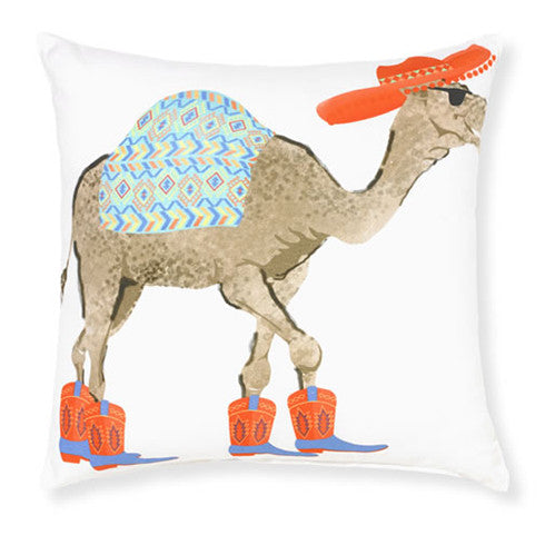 Mr. Camel Pillow
