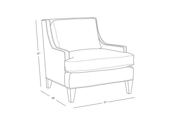 George Lounge Chair