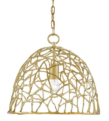 Gloriette Pendant by Currey & Company