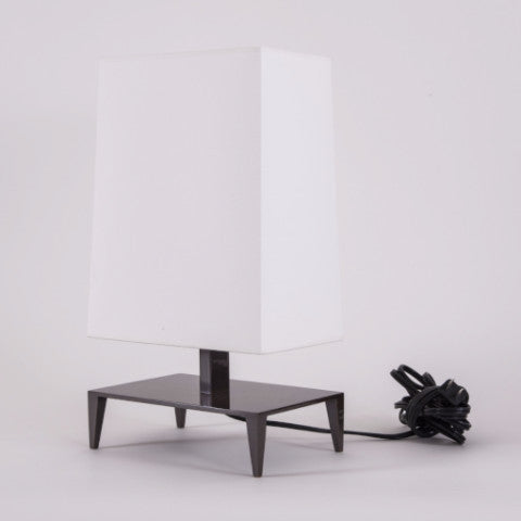 Christian Liaigre Galerne Table Lamp