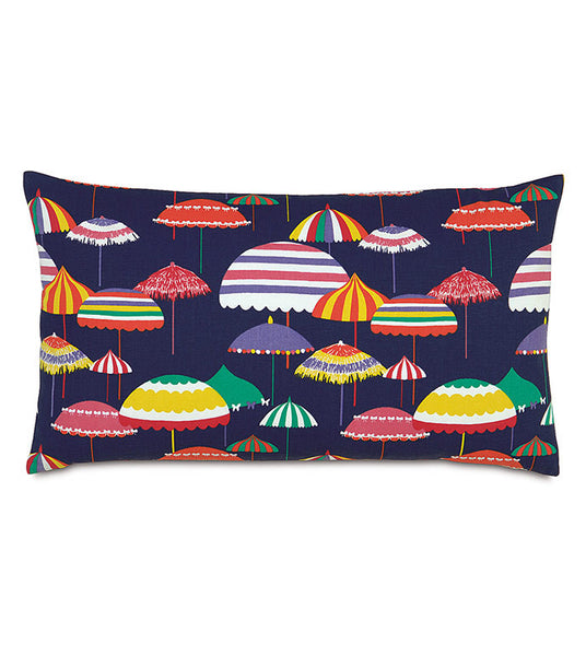 Parasol City Pillow