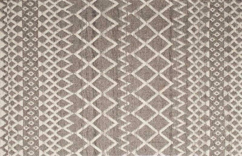 Diamond Rug in Taupe