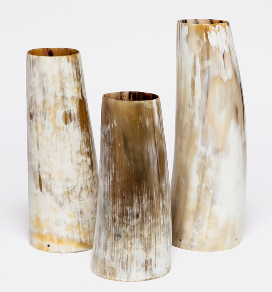 Made Goods Aiden Vases, Set of 3