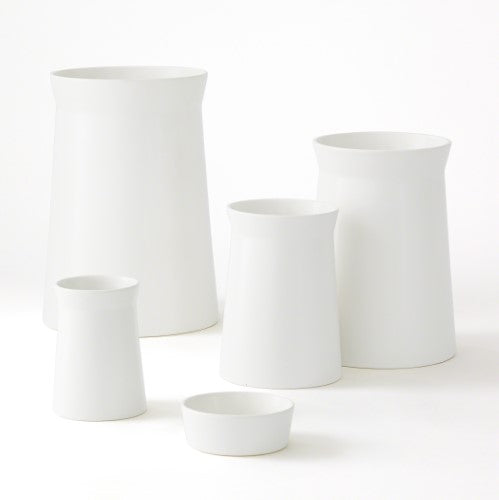 Soft Curve Vases