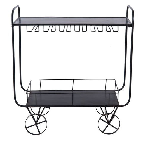 Lea Bar Cart