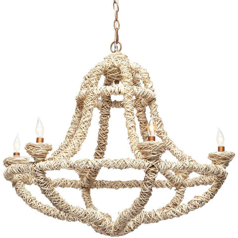 Made Goods Gloria Chandelier