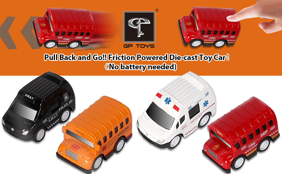 CAR TOY ACCESSORIES