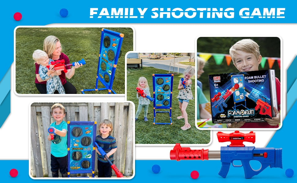 FAMILY SHOOTING GAME-BEST GIFT FOR BOYS AND GIRLS