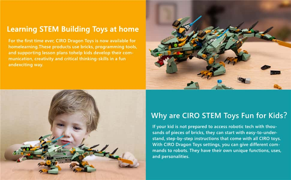 Learning STEM with Playing