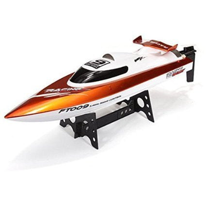 GP TOYS FT009 2.4G 4CH Remote Control High Speed RC Racing Boat with Water Cooling System Orange