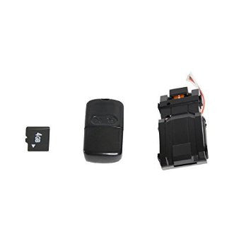 GP TOYS F2/F2C Black Aviax 2.0MP HD Camera Set with 4GB SD Card & Card Reader, Spare Parts NO. GP012 - GP TOYS