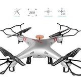 GP TOYS H2O Aviax Waterproof Drone 4-Axis Quadcopter RTF LIKE DJI Phantom 2 LED Lights RC Toys Support DIY - Silver