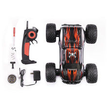 Load image into Gallery viewer, GP TOYS FOXX S911 High Speed Race Car 2WD 2.4GHz RC Truck Off-road Vehicle Toy Rock Crawler (Red) - GP TOYS