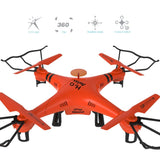 GP TOYS H2O Aviax Waterproof Drone 4-Axis Quadcopter RTF LIKE DJI Phantom 2 LED Lights RC Toys Support DIY - Orange