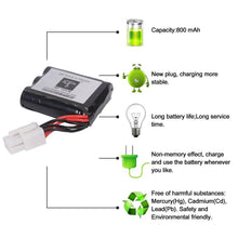 Load image into Gallery viewer, GP TOYS RC Car Rechargeable Battery DJ02 for GPTOYS S911 S912 S916 3rd Version