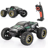 GP TOYS FOXX S911 High Speed Race Car 2WD 2.4GHz Remote Control Shaft Drive Off-road Vehicle Toy (Green) - GP TOYS
