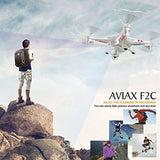 GP TOYS F2C Aviax RC Quadcopter Drone & HD Camera & LED Lights & 4G SD Card & SD Card Reader - GP TOYS