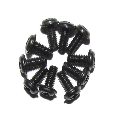 GP TOYS S911 S912 Round-Headed Screw(2.5X6X5PWMHO), Parts NO. LS14 (10 pcs) - GP TOYS
