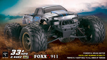 Load image into Gallery viewer, GP TOYS FOXX S911 1/12 2WD 2.4GHz RC Truck Shaft Drive Off-road Vehicle  (Blue)