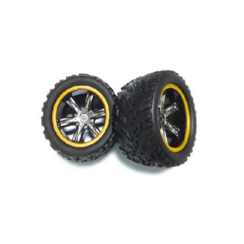 GP TOYS Luctan S912 RC Truggy Tire, Spare Parts S912-ZJ01 (2 PCS) - GP TOYS