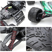 Load image into Gallery viewer, GP TOYS LUCTAN S912 1/12 Scale   , All Terrain 33+MPH  Electric Waterproof  Hobby RC Car Monster Truggy (Green)