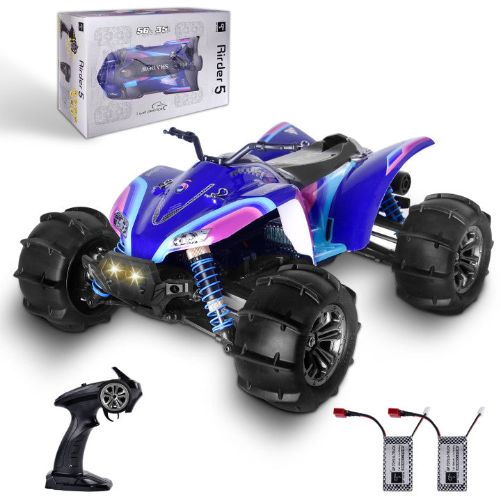 GP TOYS Rider5 S611,1/16  Brushless 4WD ATV 56KM/H  Off-Road RC Waterproof Vehicle