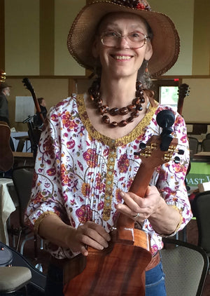 Ukulele with Wendy Schaefer