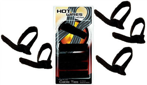 Hot Wires Cable ties