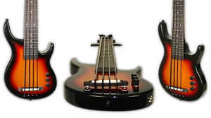 U-BASS, SOLID BODY, 4 STRING, FRETTED, 3