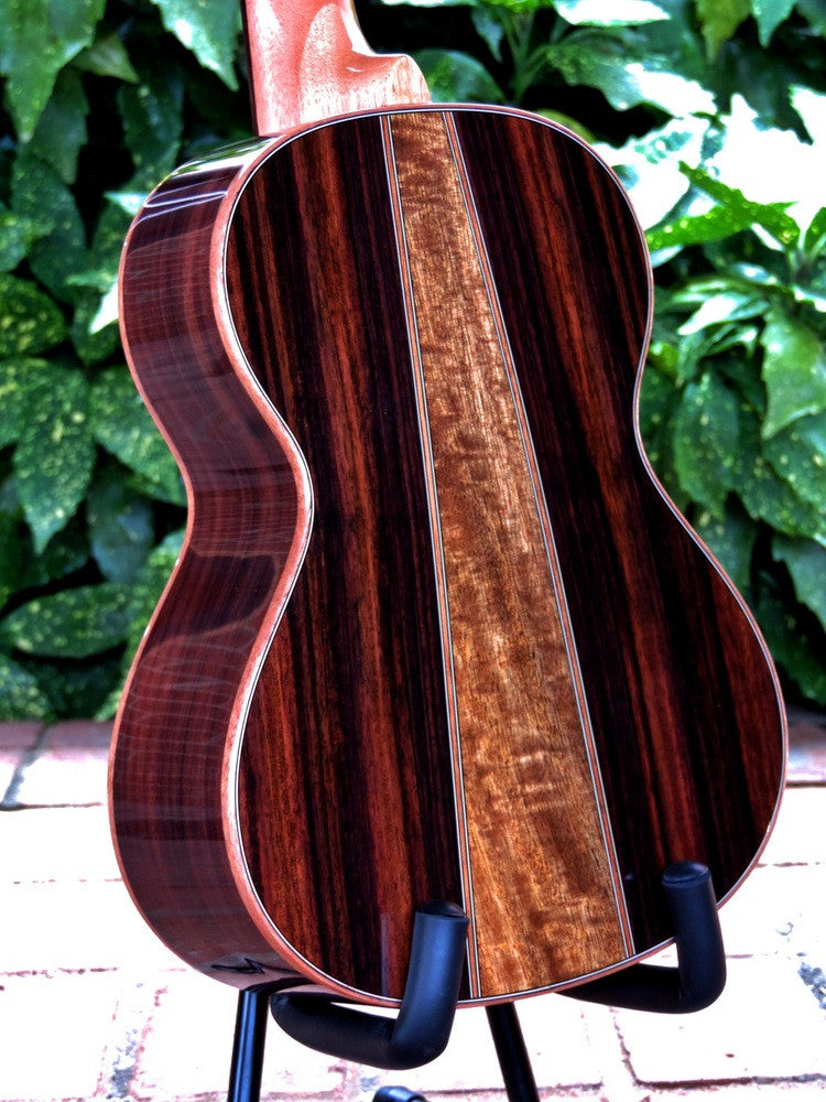 KALA KA-SRMT-TRI LIMITED EDITION ALL SOLID SPRUCE/ROSEWOOD/MANGO TENOR