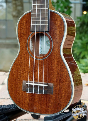KALA MAHOGANY SOPRANO LONG NECK GLOSS UK