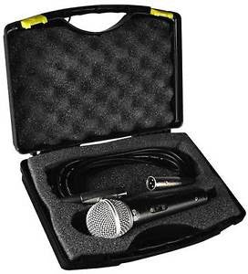 CARDIOID DYNAMIC VOCAL MIC S-M1