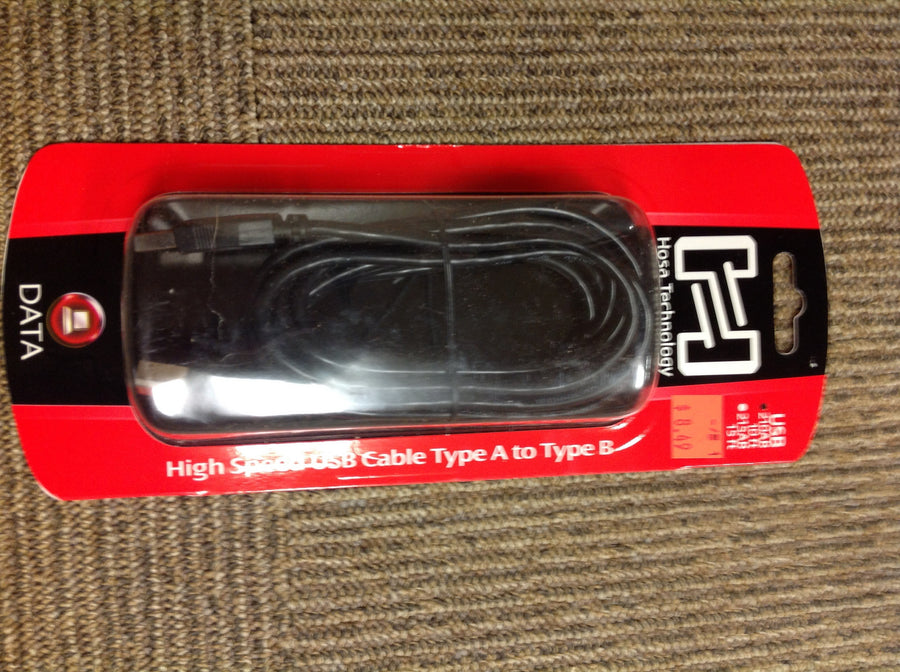 Hosa USB Cable type A to B