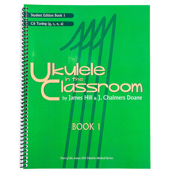 Ukulele in the Classroom