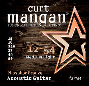 Curt Mangan  Guitar Strings