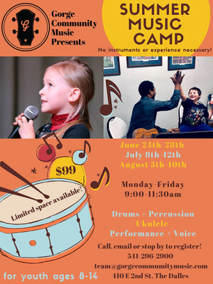 Summer Music Camp 2019