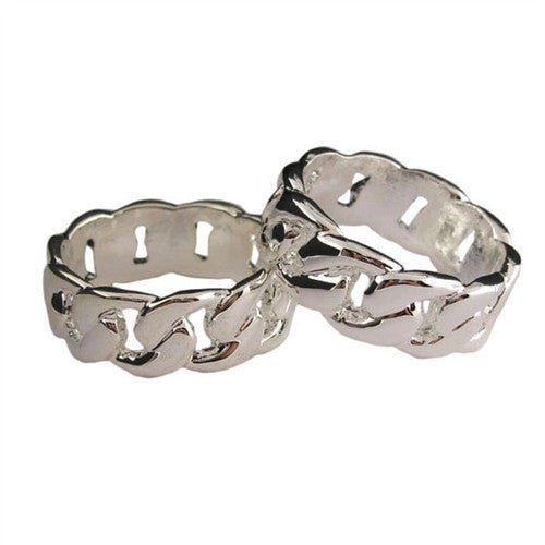 FASHION, Jewelry - CHAIN LINK RING