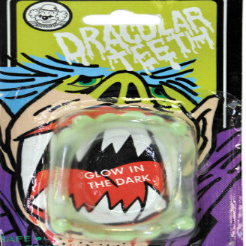 HOLIDAY & SEASONAL,Halloween - *GLOW FANGS MOUTH PIECE