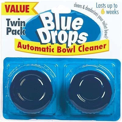 HOUSE & HOME, Bathroom - BLUE DROPS TOILET BOWL CLEANER